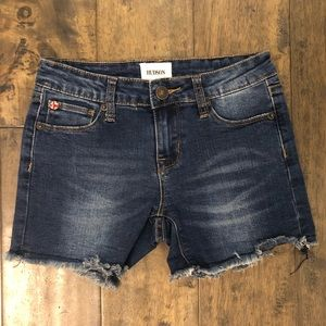 NWOT Hudson girls jeans shorts